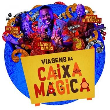 CD Viagens da Caixa Mágica (Rimas) – Lázaro Ramos (2019) download