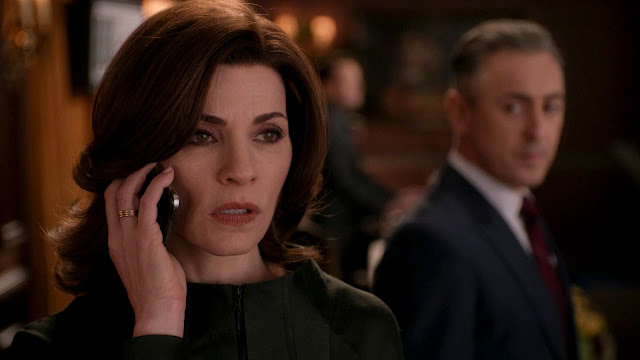 Alicia Florrick en 'The Good Wife'