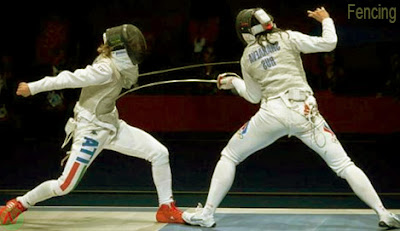 Fencing sport,অসিক্রীড়া