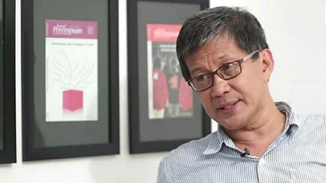 Rocky Gerung Sebut FPI Sudah Berubah dan Lebih Baik dari Parpol
