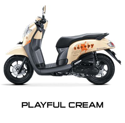 Scoopy ESP Playful Chic Cream