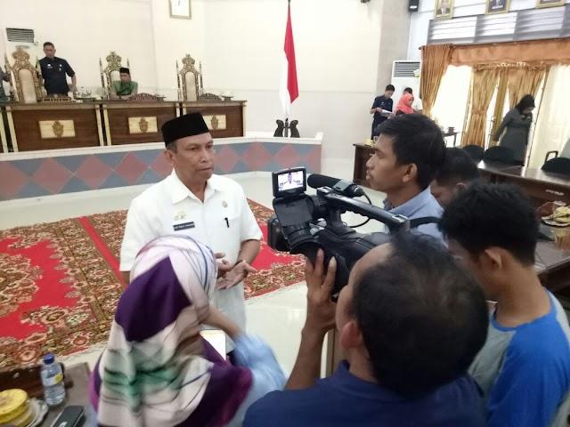 Ranperda Batal Diusulkan,  Ketua DPRD Wajo Kesal