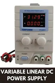 5v linear power supply