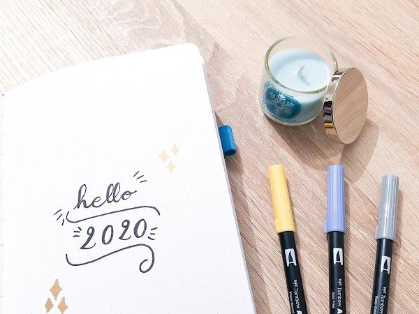Bye 2019, hello 2020 !
