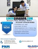Informasi Lowongan BUMN di PT. PNM Cabang Surabaya November 2019