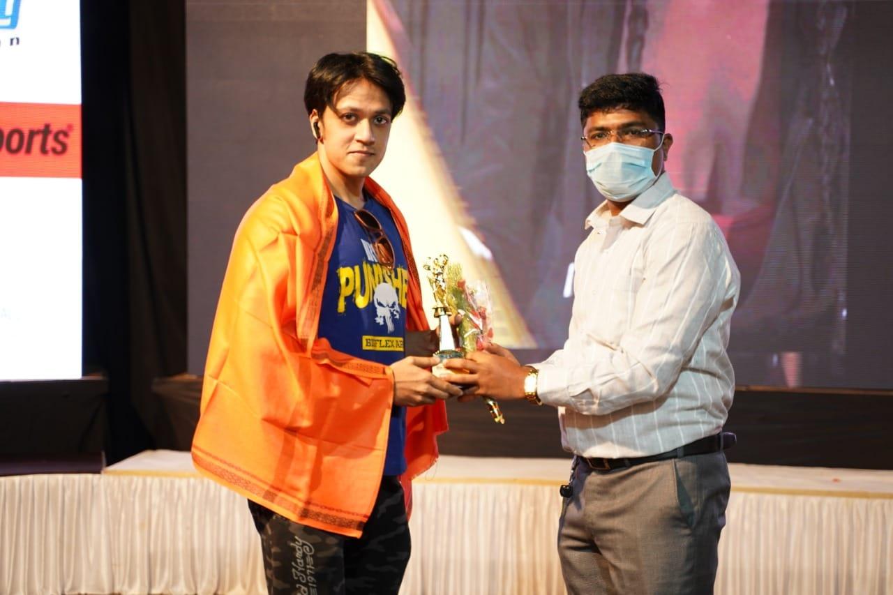 Nadeem Ahmad Khan spotted at Shivsena's event
