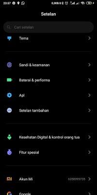Cara Mengunci Aplikasi Di Hp Xiaomi Terbaru 2020 dengan mudah