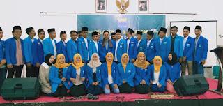 Pengurus Cabang PMII Kota Mataram Priode 2019/2020 Resmi Dilantik