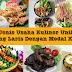 5 Jenis Usaha Kuliner Unik Paling Laris Dengan Modal Kecil