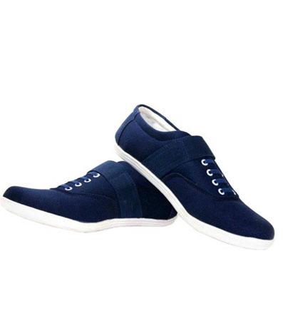 Big Wing Sneakers (Navy)