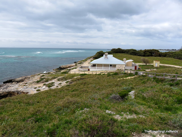 The Lighthouse keepers house Rottnest Island