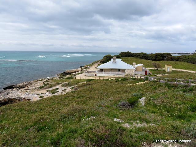 The Lighthouse keepers house Rottnest Island