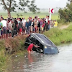12 people killed as car plunges into irrigation canal in Tabuk City