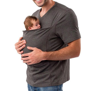 Daddy Multifunctional Kangaroo Top