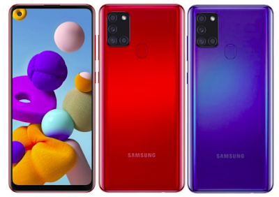 Samsung Galaxy A21s Price Specifications in Pakistan