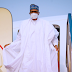 Buhari Wears Colourful 'Ishiagu' To Perform Guard Of Honor In Imo  Photos