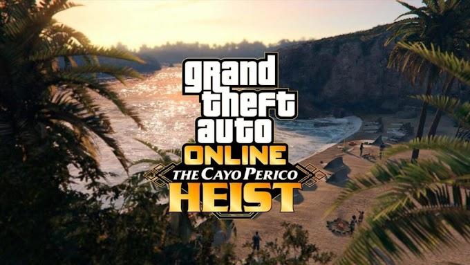 GTA Online'ye Yeni Bir Ada Daha Ekleniyor