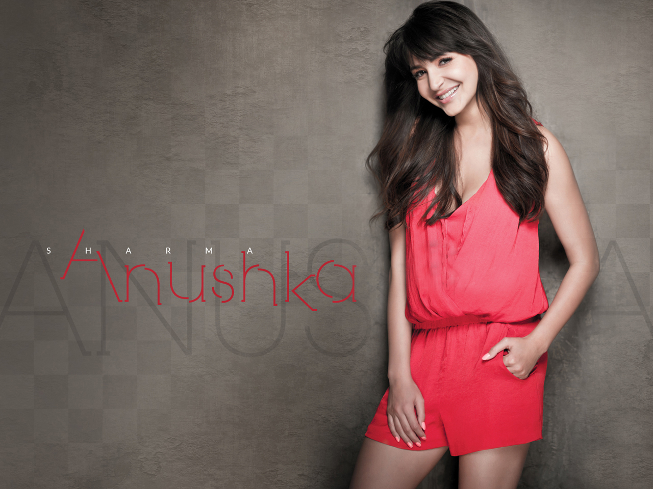 Anushka Sharma Hot  Sexy Bikini Hd Wallpaper  Images -5407