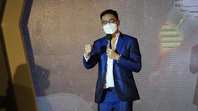Seminar Motivasi New Normal Pertamina Cilacap bersama Motivator Muda Indonesia Edvan M Kautsar Hybrid Online dan Offline 2021