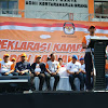 KPU Kota Tangerang Deklarsikan Kampanye Damai, ASN Jaga Netralitas