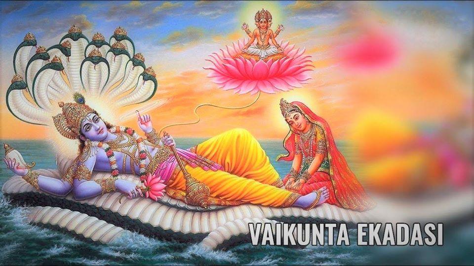 Vaikunta Ekadashi