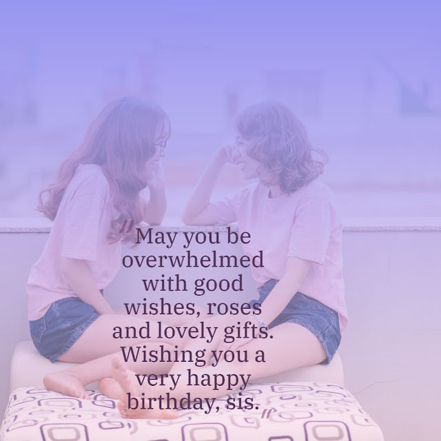 funny birthday wishes for sister image 6