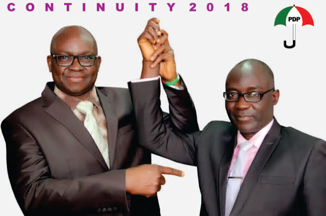 PDP Rejects Results Of Ekiti Election