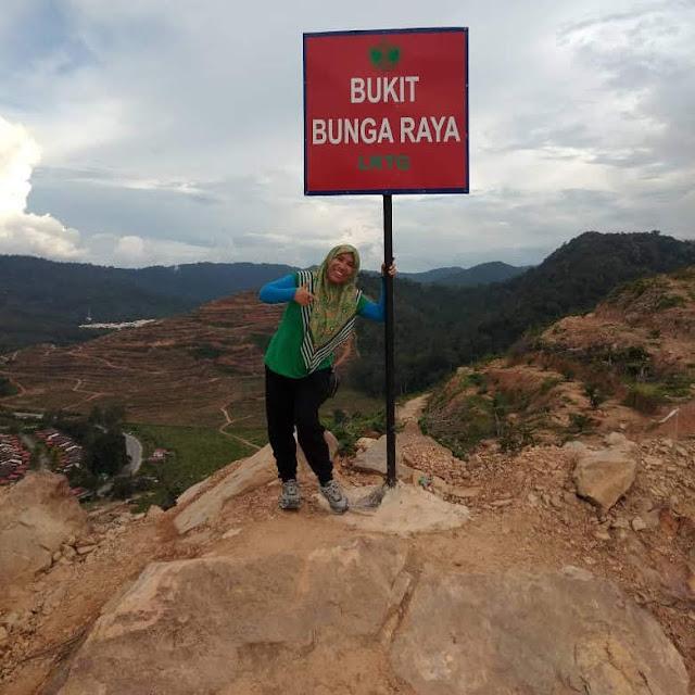 Bukit Bunga Raya Risda Tg. Genting Sintok Lokasi Riadah Seisi Keluarga