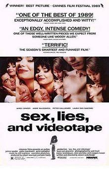 And movie andie sex macdowell lies videotape