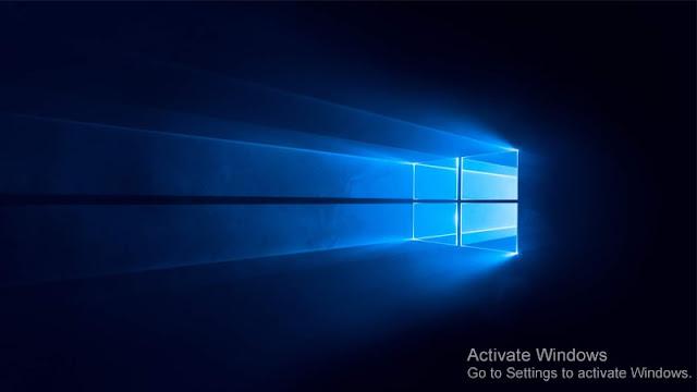 Cara Menghilangkan Activate Windows Di WIN 10/8/7