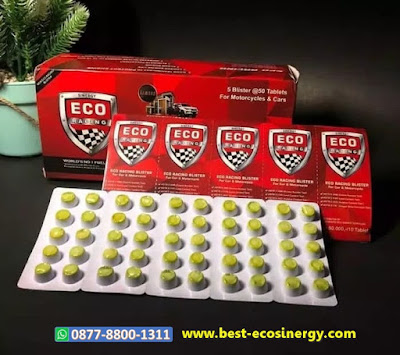 ECO RACING Motor - 100% Asli Produk PT. BEST