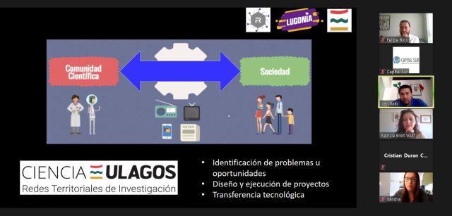 """""""Redes Territoriales de Investigación"""""""