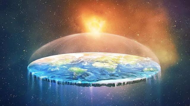 Bumi Bulat Atau Datar Menurut Islam ?, flat earth, bumi datar, persis, cirumanja.com