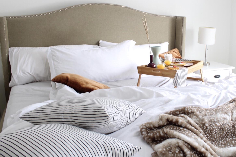 Valentine's Day Breakfast in Bed Ideas