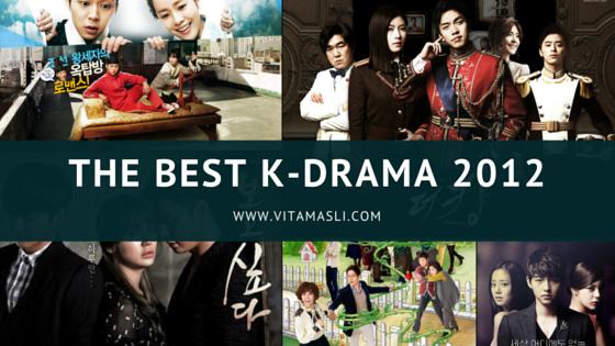 [Review] Top 5 K-Drama 2012