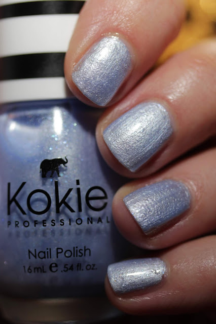 Kokie Cosmetics Ooh Baby Baby swatch by Streets Ahead Style