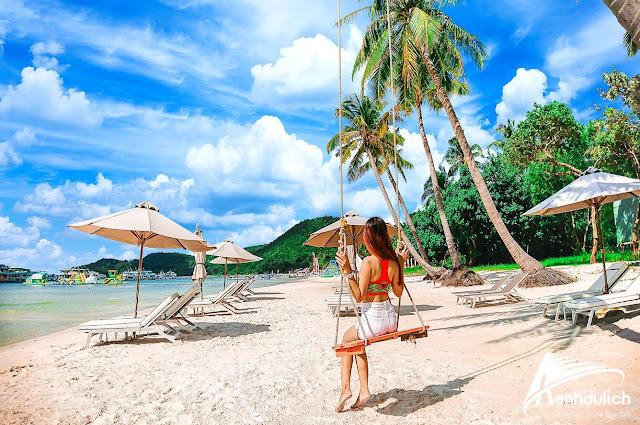 10 địa điểm du lịch tháng 8