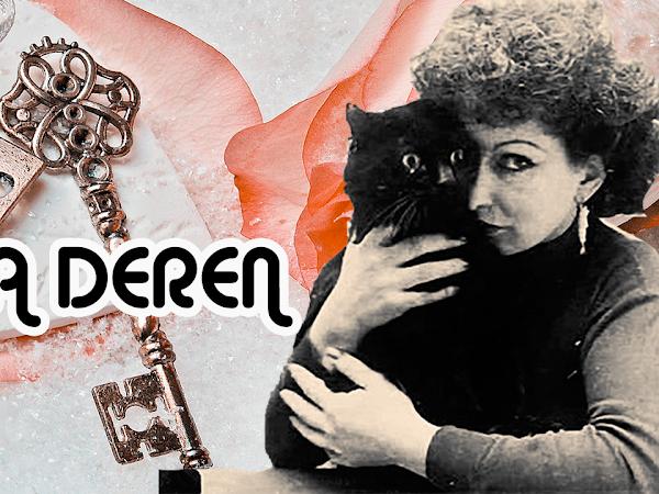 Mulheres Fantásticas do Horror: Maya Deren