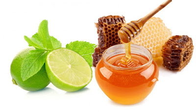 Chanh mật ong giúp giảm cân hiệu quả