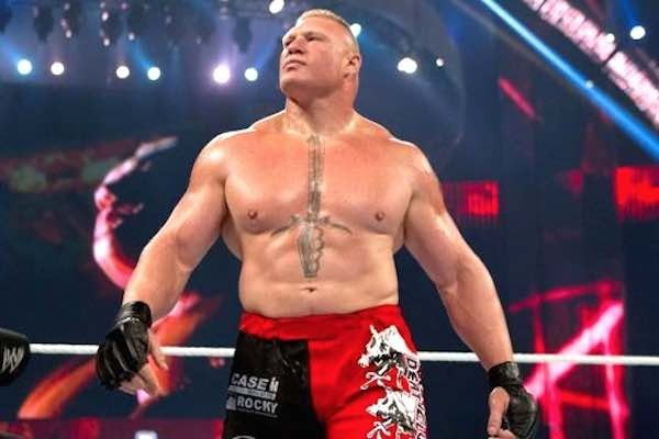 Brock Lesnar Suplex City F5 Wallpapers HD Pictures