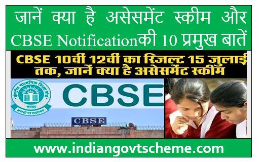 CBSE Notification