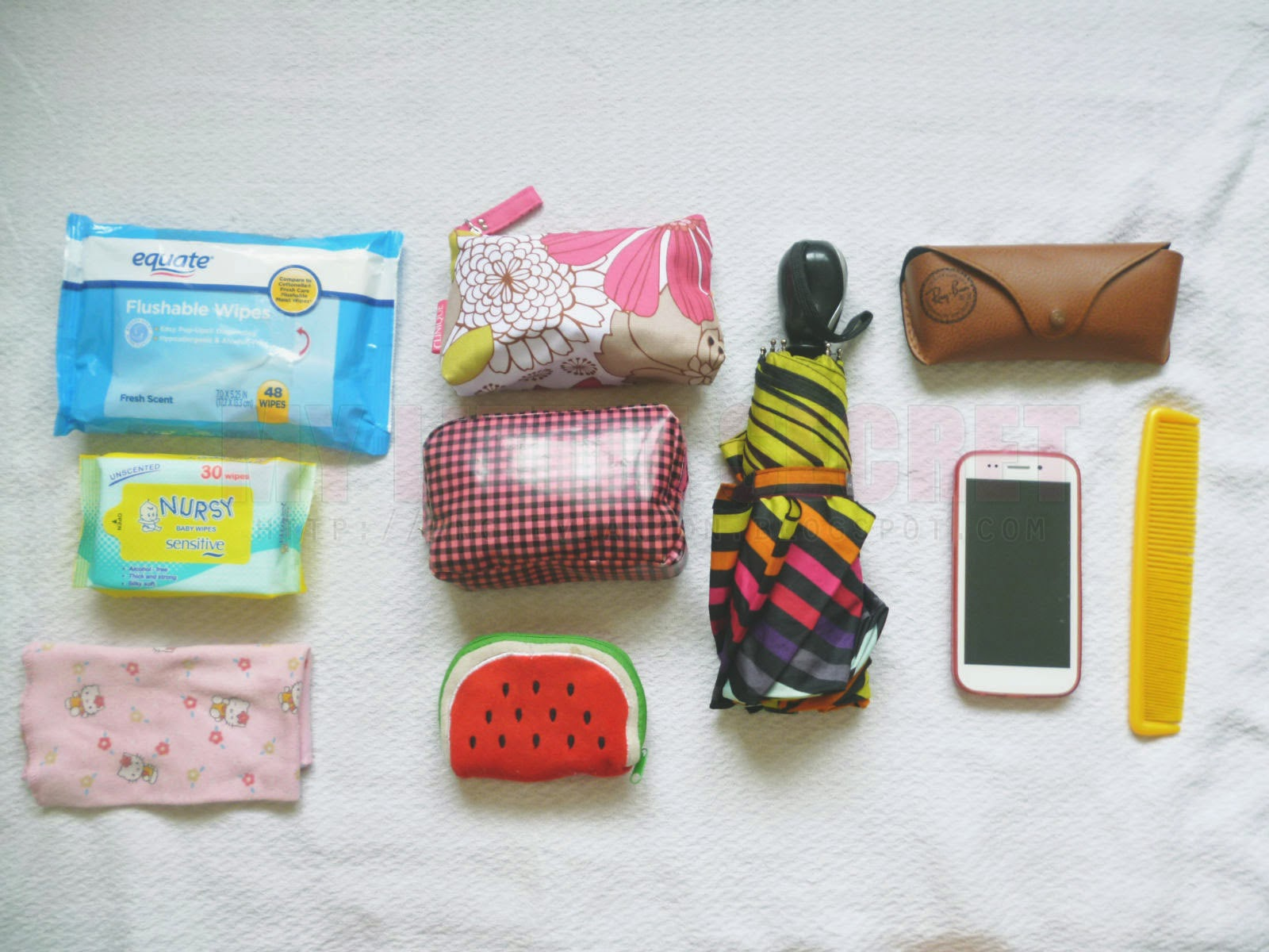 What's In My Bag? (McKayla Edition)