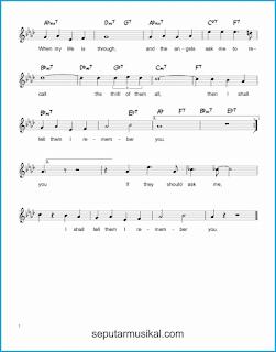 chord i remember you 2 lagu jazz standar