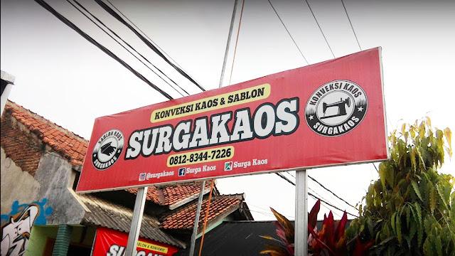 Lowongan Kerja Admin Surga Kaos Indonesia Cilegon