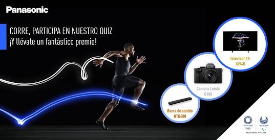 sorteo Panasonic Smart Tv camara altavoz