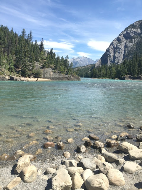 Bow falls, bowriver, banffnationalpark travel