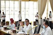 PPKM Mikro di Sumut Diperpanjang 3 Mei, Batas Aktivitas Ekonomi Jam 22.00 WIB