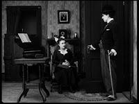 """Кадр из к/ф Чарли Чаплина """"Солнечная сторона"""" / Sunnyside (1919) - 26"""