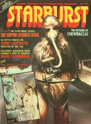 Starburst #22, Chewbacca