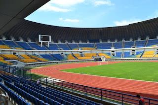 Pedagang Dilarang Berjualan di Seluruh Area Tribun Stadion GBLA Saat Persib Tanding